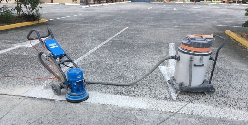 Joint Sealing Noosa, Concrete Grinding Gympie, Core Drilling Caloundra
